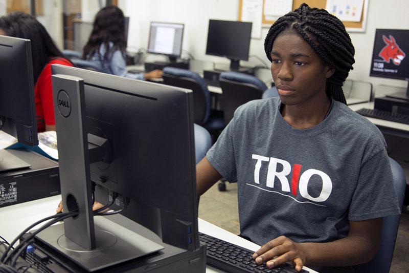 TRIO Student
