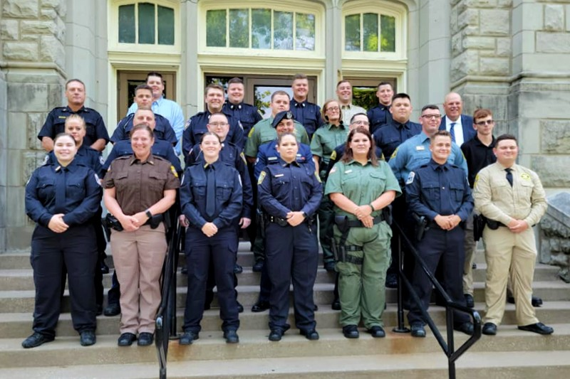 Central Missouri Police Academy Celebrates 50 Year Anniversary with 100% Employment of Graduating Class
