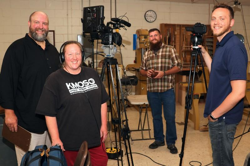 "KMOS-TV's ""Making,"" Honored With Regional Emmy Award"