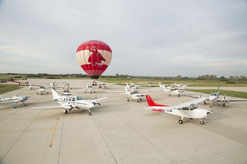 UCM Ranked as a Most Affordable School in Aviation Management, Operations