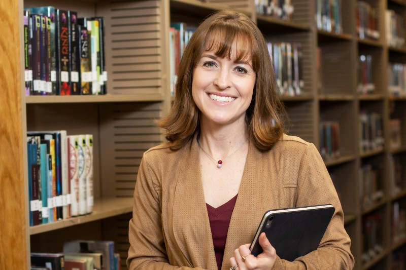Online Master's in Library Science and Information Services at UCM Nationally Ranked