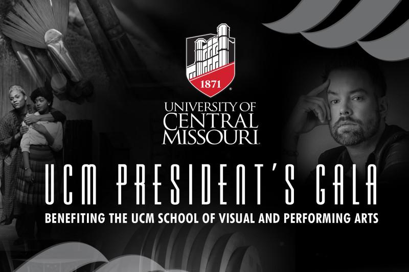 Students, 'American Idol' Winner David Cook to Perform at UCM President's Gala in KC