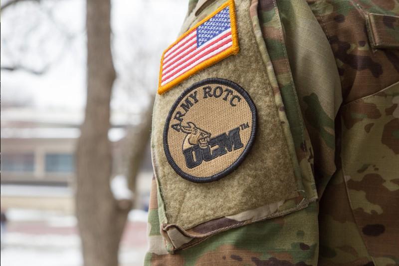 UCM ROTC Earns Three Top-three Regional Awards