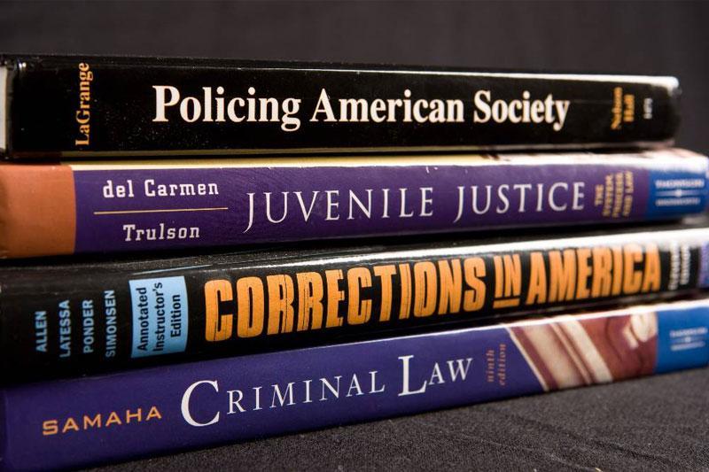 Criminal Justice Books