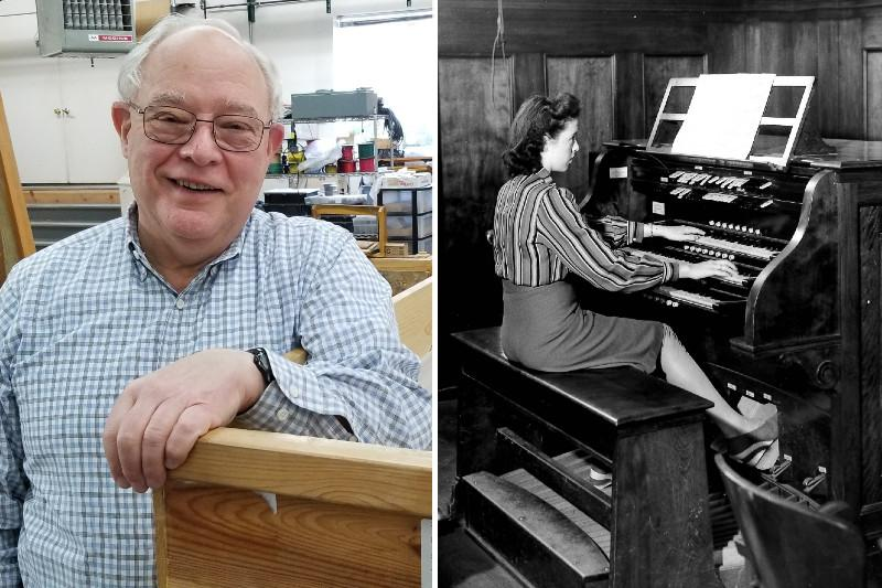 Quimby Honors Music Professor Through Pipe Organ Restoration Project