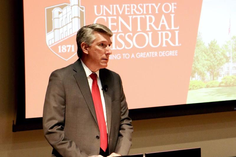 President Outlines 2020-2021 Priorities in State of University Address [VIDEO]
