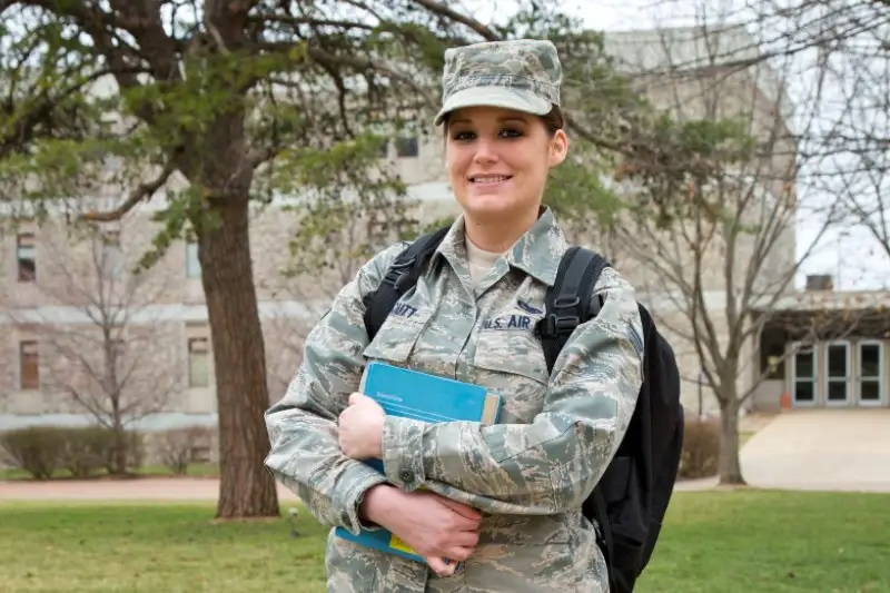 UCM Collaborates with Air Force on Online CJ Degree for Military Members