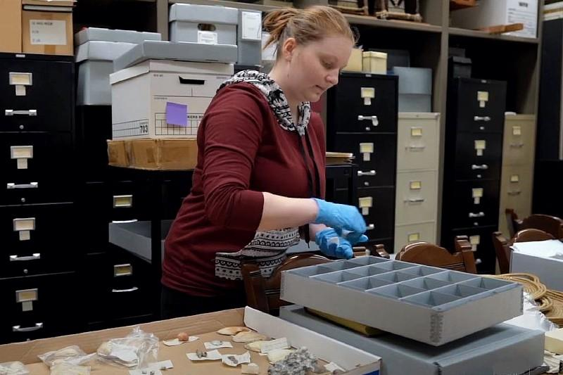 McClure Archives Awarded Grant to Assist in Documentation of Native American Remains, Cultural Items