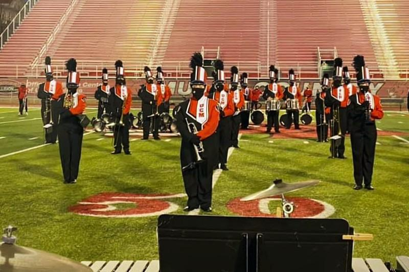 Members of Marching Mules Join Virtual Performance of Largest Intercollegiate Marching Band
