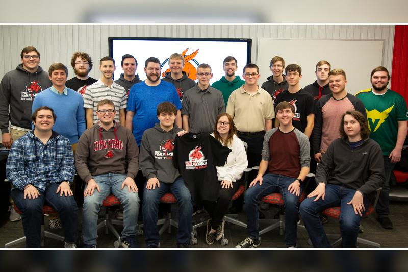Local Resident(s) Among 27 UCM Esports Players to Receive Scholarships
