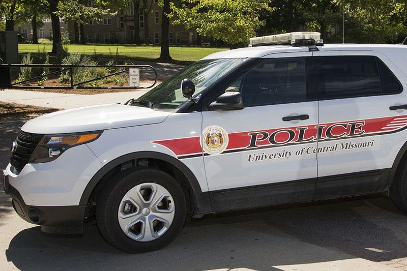 UCM Public Safety Vehicle