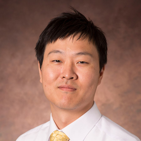 Photo of Dr. Ryan Kim