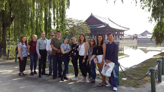 Students in Korea
