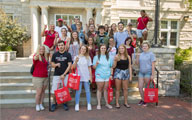 UCM Orientation Leaders