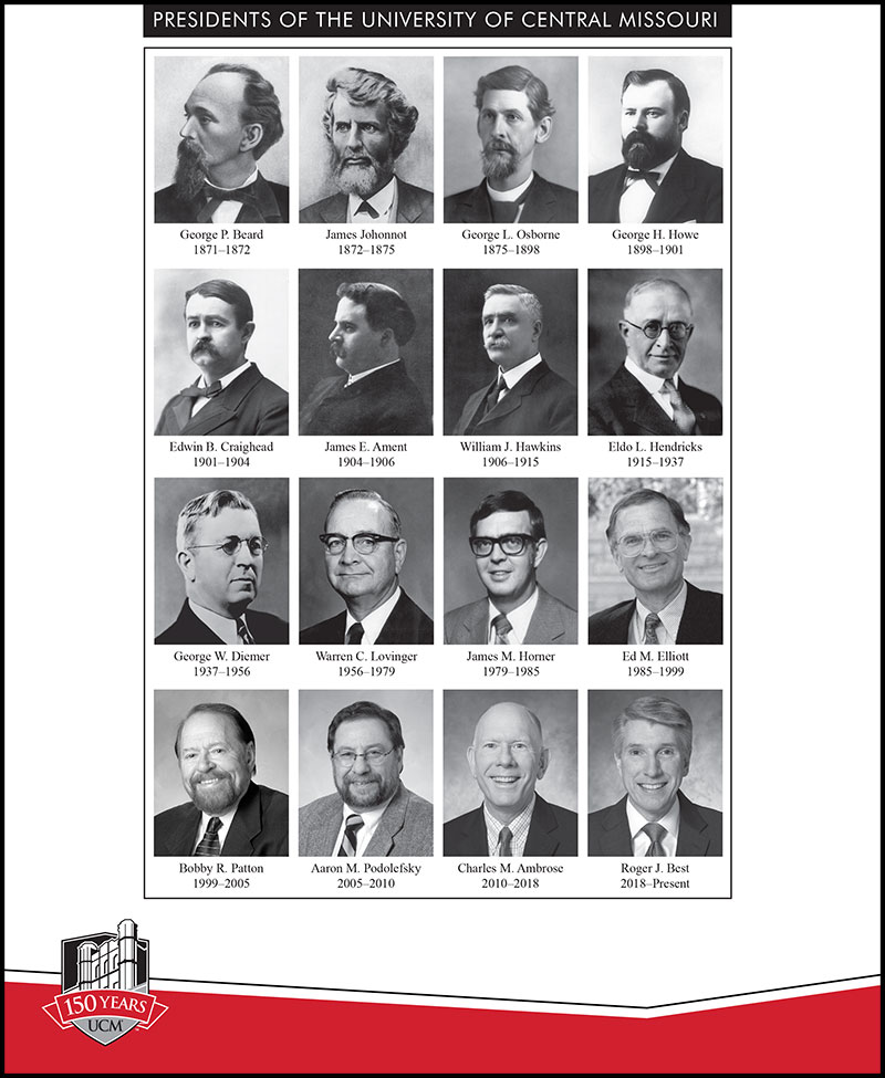 Past Presidents Flier