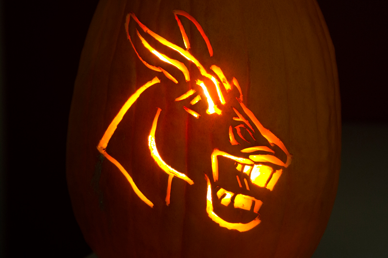Ucm Themed Jack O Lantern Stencils Will Brighten Up Your Halloween