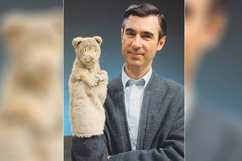 Kmos Presents Acclaimed Fred Rogers Documentary Won T You Be My Neighbor Feb 9
