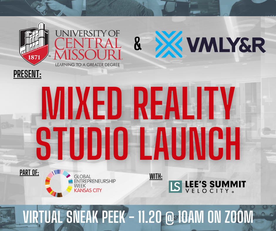 Mixed Reality Lab Preview Flier