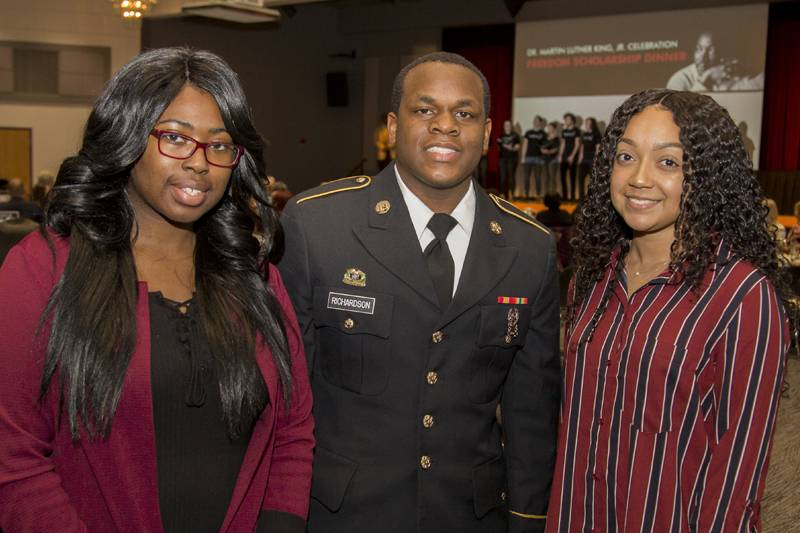 2019 MLK Scholarship Winners