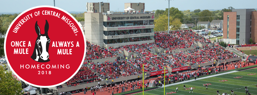 UCM Homecoming Facebook Cover Image 4