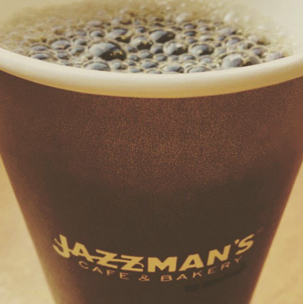 Jazzman's coffee