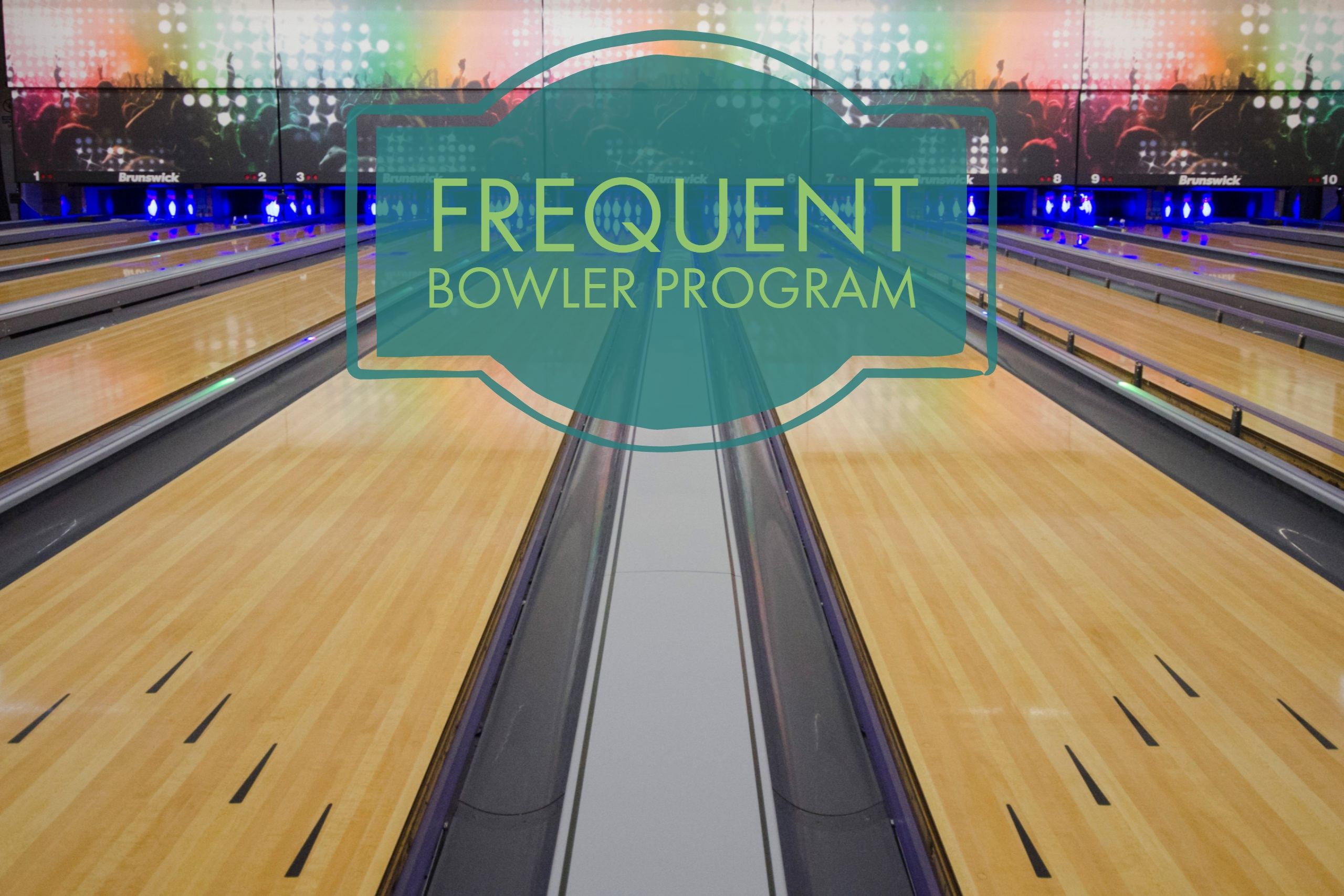 UBC Frequent Bowler Program